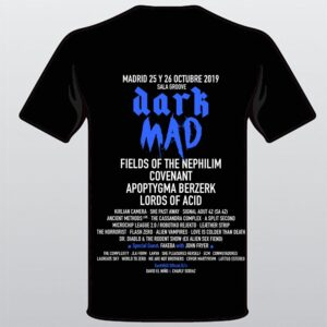 DarkMAD 2019 White/BlueT-Shirt
