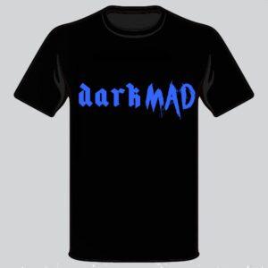 DarkMAD 2019 White/BlueT-Shirt Front
